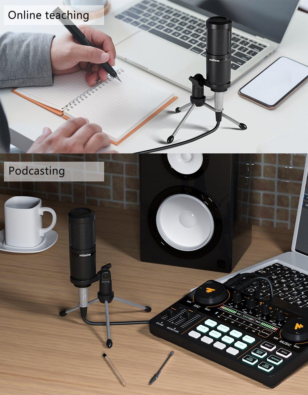 MAONO AU-PM360TR Condenser Microphone 6