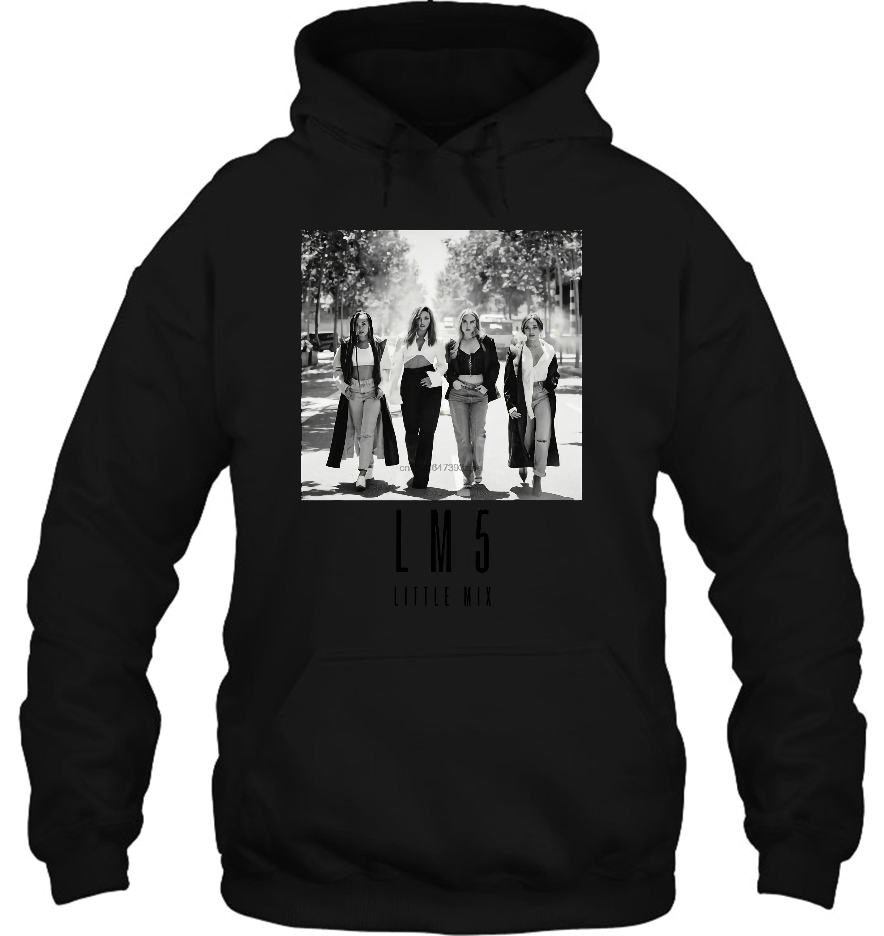 Little Mix LM5 Tour 3colors S XXL Streetwear Men Women Hoodies Sweatshirts