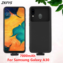 Battery Charger Cases Cover For Samsung Galaxy A30 High Quality Power 7000mAh External Bank Charging Case