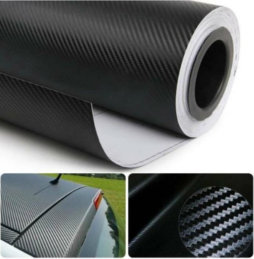 3D Carbon Fiber Car Stickers Decals for renault laguna 2 mercedes w205 tiguan mitsubishi pajero honda civic opel corsa d