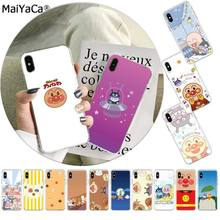 MaiYaCa Cute cartoon anpanman Protector Case dla iphone SE 2020 11 pro 8 7 66S Plus X XS MAX 5S SE XR przypadki(China)
