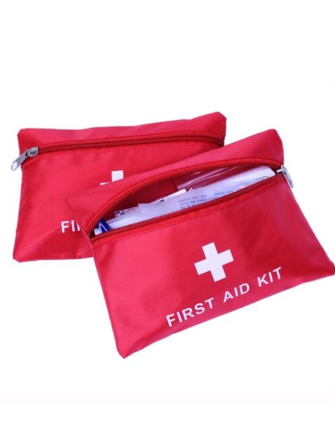 Travel medical kit for outdoor travel