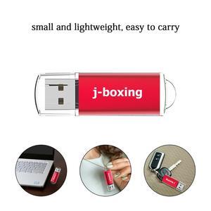 Image 4 - J boxing 512MB clés USB 10 pièces 64MB 128MB 256MB petite capacité clés USB pour ordinateur voiture stockage de données USB rouge