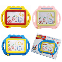 Z45 Children's Drawing Board Kid's Wiped Color Magnetic Painting Pad Toy Doodle Boards Baby Toddler Writing Board 3-12 Year