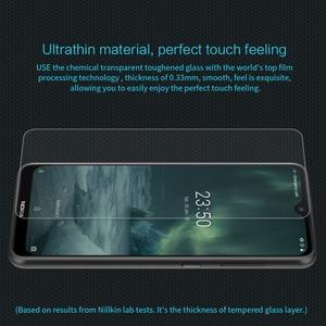 Image 4 - Защитное стекло Nillkin Amazing H 0,33 мм, закаленное стекло для Nokia 6,2/7,2, пленка