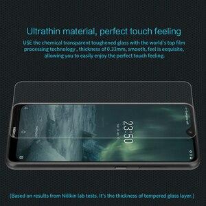 Image 4 - Voor Nokia 7.2 Glas Nillkin Verbazingwekkende H 0.33MM Screen Protector Gehard Glas voor Nokia 6.2/7.2 Film