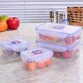 Food Grade Frische Fall Mikrowelle Gewidmet Heizung Student Lunchbox Kühlschrank Lagerung Versiegelt Kunststoff Obst Schüssel YHJ121203-in Lunchboxen aus Heim und Garten bei