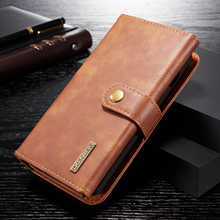 High Quality Luxury Leather Filp For Samsung Galaxy Note 10 Plus Wallet Slot Stand Detachable S10E S10 Cover