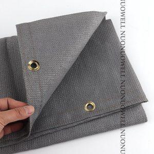 Изготовленная на заказ Высококачественная защита от УФ-лучей сеточка для защиты от солнца утолщенная безопасная сетка для ограждения БАЛД...