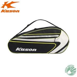Image 4 - 2020 Genuine Kason FBSN004 Badminton Bag Tennis s Vertical  For Men Women Racket Outdoor Sports  Accessories