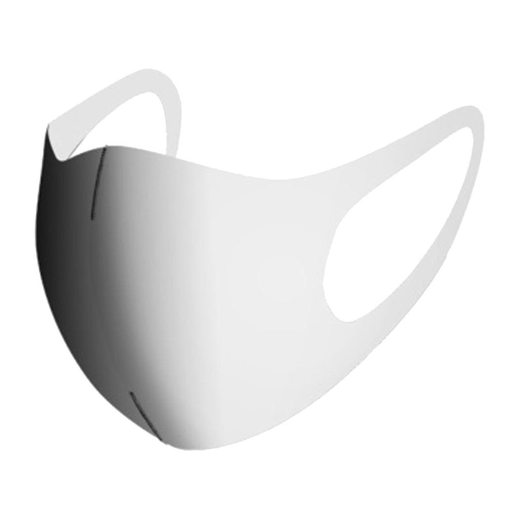 1pc colorido tecido de algodão lavável reutilizável rosto máscara de boca 3d pano anti-poeira segurança moda designer masculino máscaras de boca 6
