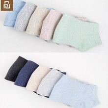 5 шт./компл. оригинальные антибактериальные мужские и женские носки Youpin 365