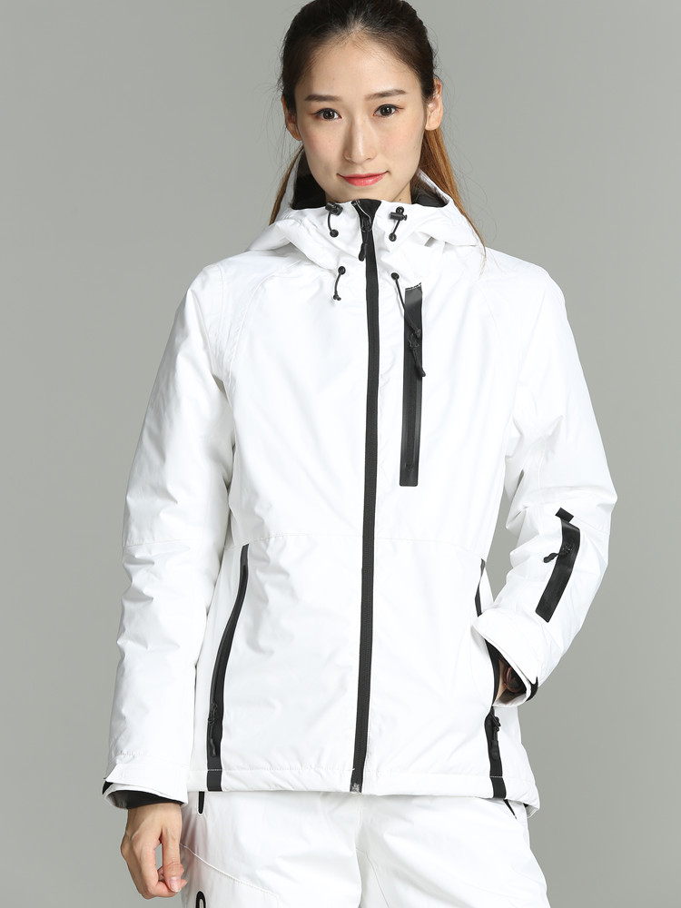 2019 Winter Jacket Women White Ski Jacket Women Outdoor Sport Skiing Coat Snowboarding Jackets Snow Jacket Female Women's Snow