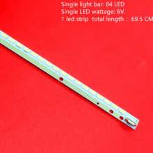 Retroiluminação LED Tira 55