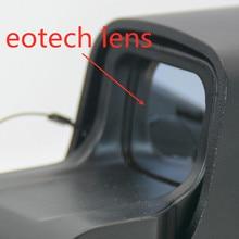 Lente para 551 / 552 / 558/518, lente frontal y enfoque trasera (no vista de punto rojo)