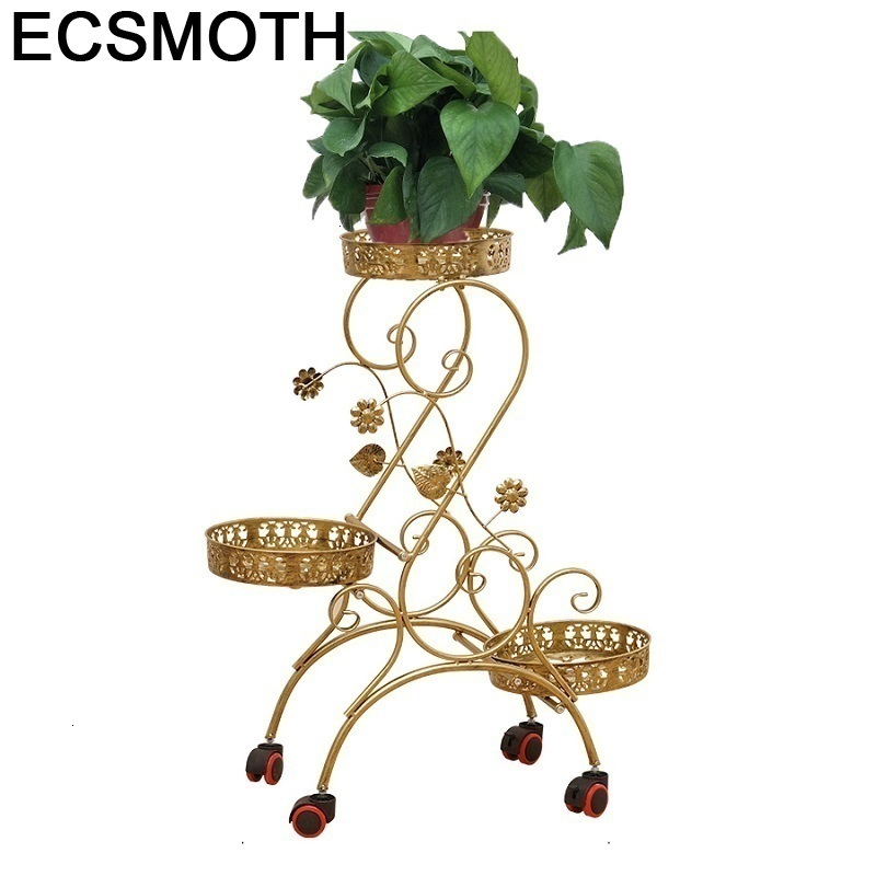 Decorative Metal Dekoru Sera Dekarosyon Mensole Per Fiori Afscherming Shelf Plant Stand Balkon Balcony Flower Iron Rack