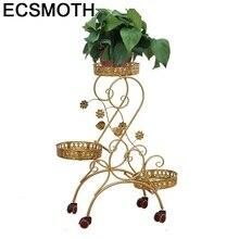 Metal decorativo dekoru sera dekarosyon mensole por fiori afscherming prateleira planta suporte balkon varanda flor ferro rack