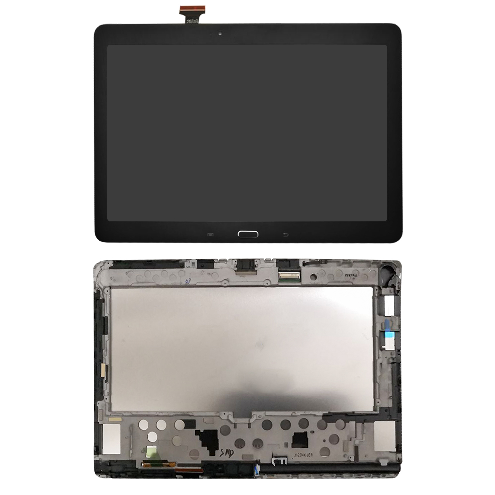 For Samsung Galaxy Note 10.1 SM-P600 P601 P605 LCD Display Digitizer Assembly With Frame Replacement