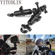 Per 1190 ROPA 1290 SUPER R SX 50 JERSEY SX 50 RC 390 supporto per videocamera per bici da moto staffa per montaggio su specchio per manubrio