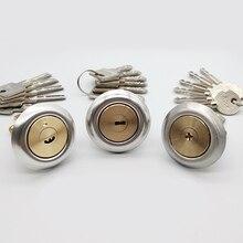 Высококачественный медный дверной замок цилиндр с 6 клавишным поворотным переключателем для дверного замка цилиндр запасные части оборудования