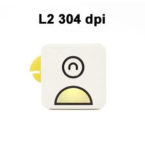 Image 5 - Poooli L1 L2 kuş cep cep taşınabilir Mini 300 Dpi fotoğraf yazıcısı öğrenci yanlış konu sıralama baskı resim listesi afiş