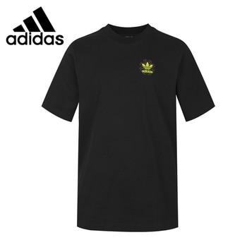Original New Arrival Adidas Originals Graphic Tee 2 Men's T-shirts short sleeve Sportswear