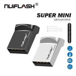 8GB Pendrive Memory-Stick Usb-Disk Flash Metal Waterproof 128GB 16GB 32GB for Car 64-Gb