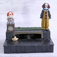 NECA IT Pennywise Accessory Set PVC Action Figure Collectible Model Toy