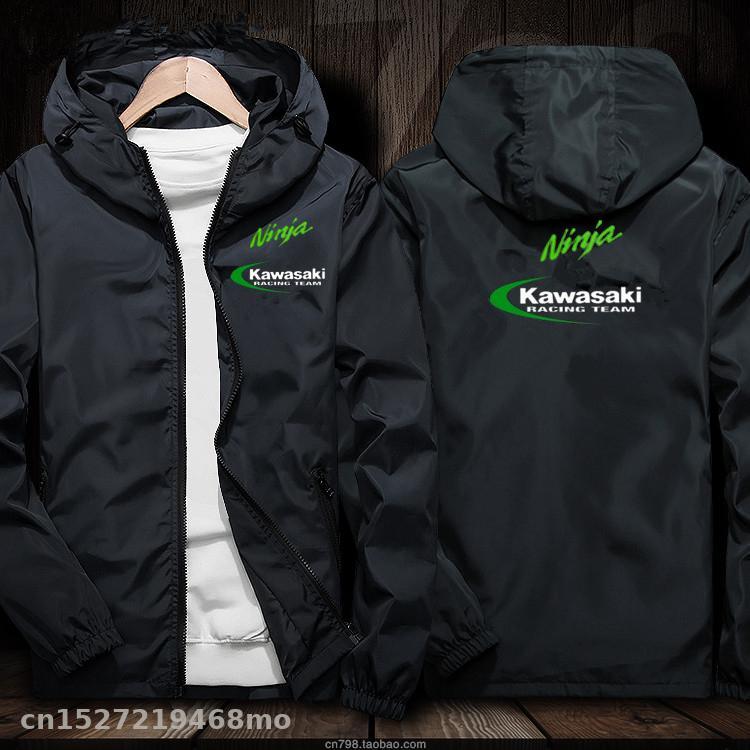 2020 Motocross Racing Team Jacket Waterproof Windproof Jacket Motorbike Riding Hooded Zipper Windbreake Racing Suit