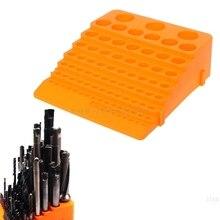 Organizer Tool-Accessories Drill-Bit Storage-Box Milling-Cutter Multifunctional 19 D13