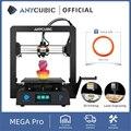 ANYCUBIC Mega Pro Лазерная Гравировка 3D принтер печать 3D принтер s с TMC2208 лазерный принтер обновленная версия Mega S