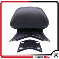 Fit For HONDA PCX 150 PCX150 2018 2020 Rear Seat Bracket Backrest Tail Top Box Case Cover Protect