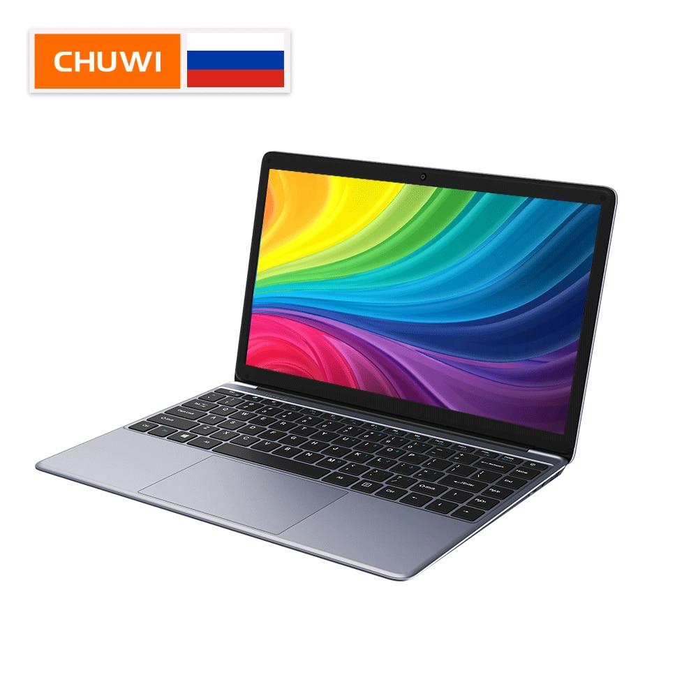CHUWI Original HeroBook Pro 14.1 Inch Laptop Windows 10 Intel Gemini Lake N4000 Dual Core  8GB RAM 256GB SSD Laptop