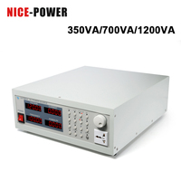 Nice power AC Power Source Supply Storage Type Variable Frequency Power Supply Output Double Insurance Input 220V 50Hz APS4000