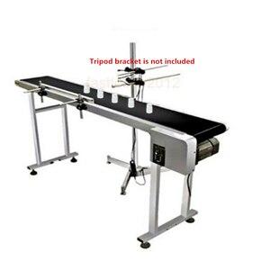 Image 5 - Speed Adjustable Automatic Conveyor belt for inkjet printer laser engraving machine for coding, LOGO 110 240V AC