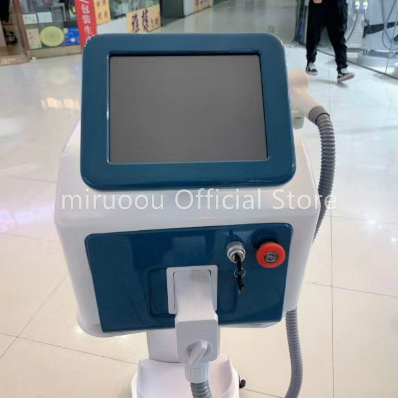 Popular High Quality 808nm Diode Laser 300W  For Permanent Hair Removal And Skin Rejuvenation