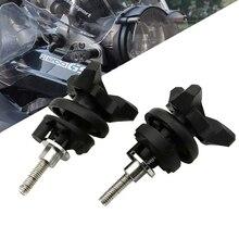 R1200GS ADV blokada szyby śruba regulacyjna mocowanie zacisków szyby przedniej śruba zaciskowa do BMW GS1200 R 1200 GS Adventure 2004 2016
