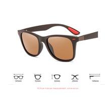Очки для вождения автомобиля с защитой от ультрафиолета, походные, для вождения, спортивные, с антибликовым покрытием, поляризационные очки для мужчин, солнцезащитные очки
