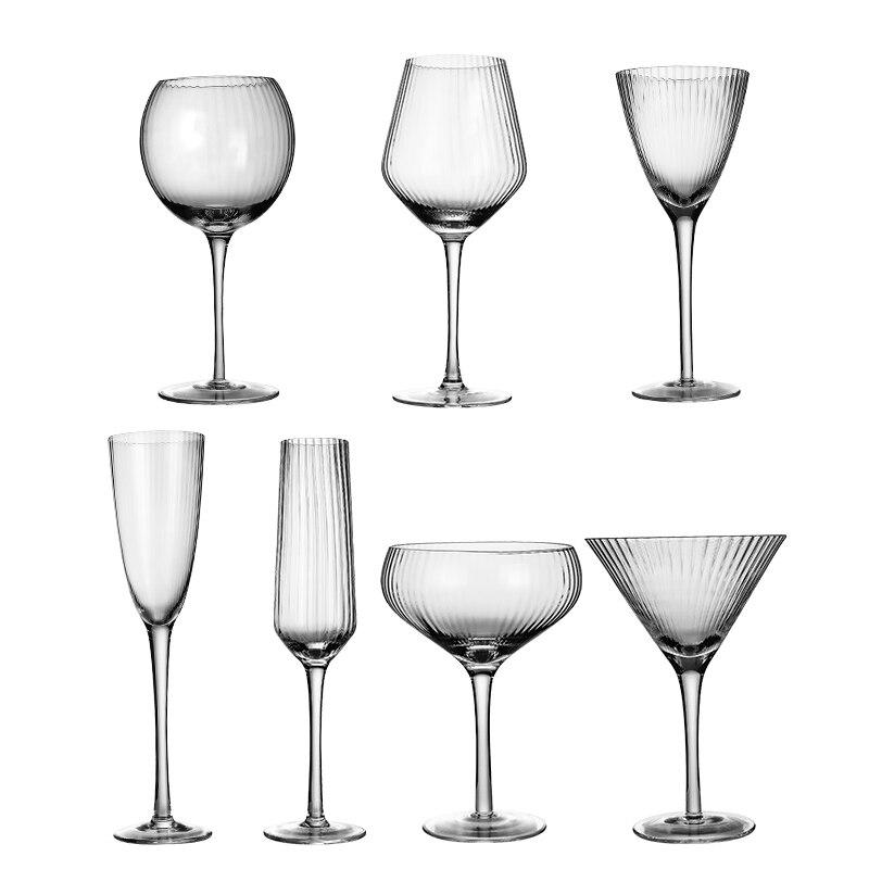Скандинавские бокалы для шампанского, бокалы для коктейлей, бокалы для мартини, бокалы для вина, бокалы для бокалов бокалы для шампанского|Другие стаканы|   | АлиЭкспресс