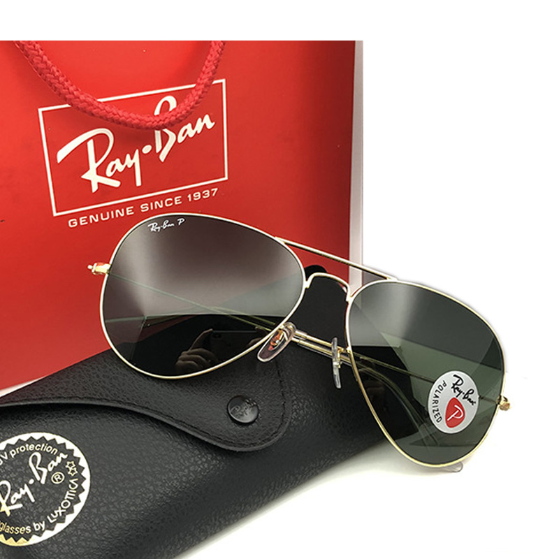 RayBan Sunglasses Women RayBan RB3025 Outdoor Glassess RayBan Sunglasses For Men/Women Retro Sunglasses Ray Ban Aviator RB3025