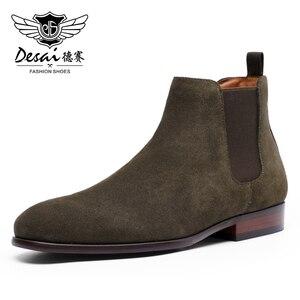 Image 2 - DESAI الصيف الفاخرة الايطالية حذاء من الجلد الأحذية مع أكياس مطابقة النساء المصممين
