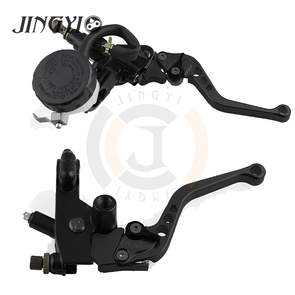 <font><b>Moto</b></font> Brake Clutch Pump Lever Hydraulic Accessories For <font><b>bmw</b></font> retrovisor r1200gs <font><b>gs</b></font> <font><b>1200</b></font> f800gs r1200gs <font><b>lc</b></font> motorrad r1250gs <font><b>1200</b></font> image