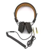 Major i fones de ouvido estéreo alta fidelidade lótus alta qualidade 3.5mm com fio fone de ouvido gamer com microfone para marshall fones para telefone