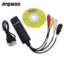 Dvr-Capture-Adapter Support Easier-Cap VHS Easycap Video TV Win10 DVD ANPWOO Ce Usb-2.0