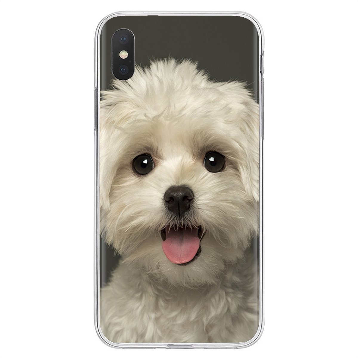 I Love My Maltese dog puppies For Samsung Galaxy A10 A30 A40 A50 A60 A70 S6 Active Note 10 Plus Edge M30 Buy Silicone Phone Case(China)