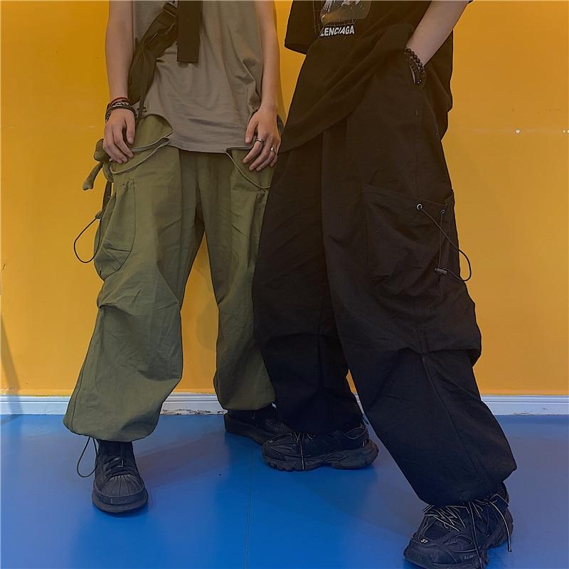 Calças femininas dropshipping fitness ins streetwear punk album vintage vegan hip hop macacão sweatpants jogger roupas streetwear