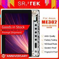 Original para ASUS MeMO ME302 ME302C ME302KL K005 K00A 5425N LCD pantalla táctil digitalizador con marco pequeños arañazos k005 touch k00a touch k005 lcd -