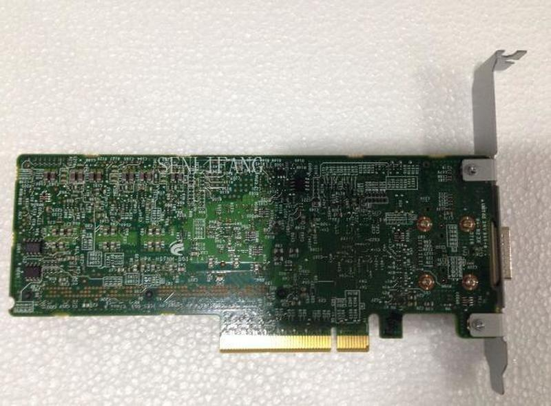 462594-001 462828-B21 013218-001  For HP P212 SAS HBA Card RAID Controller Card Support Raid 0 , 1 , 5 With 256M RAM USED