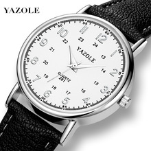 YAZOLE Top Brand Watches for Men Busines