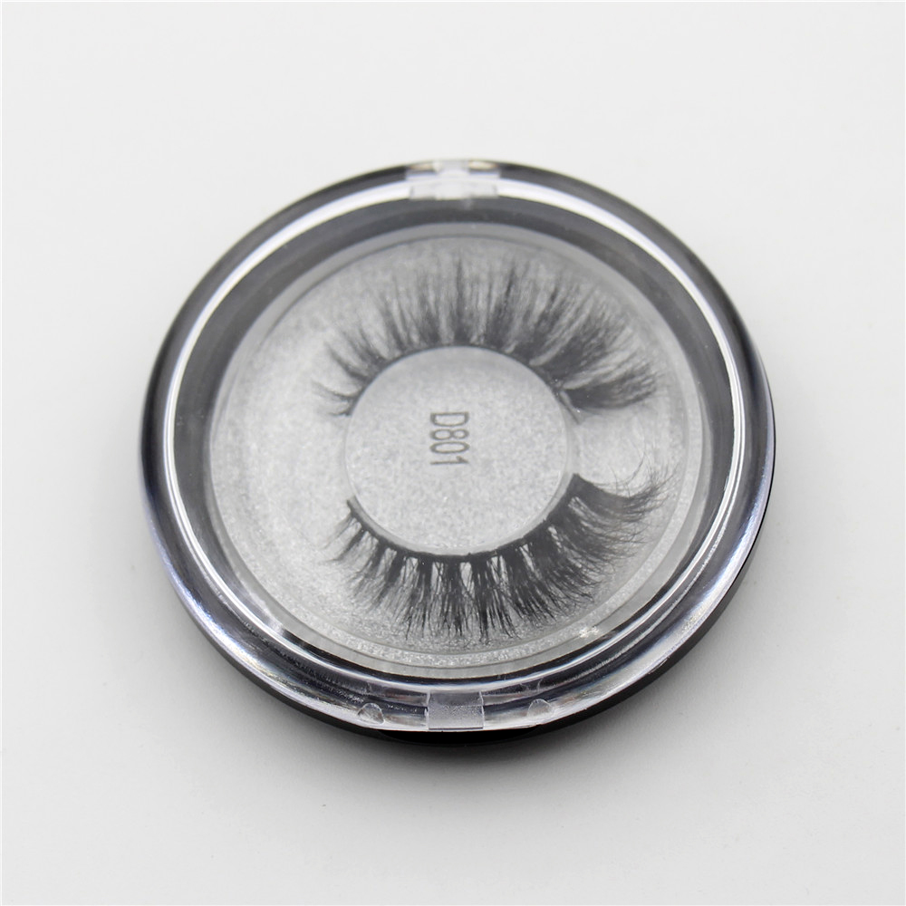 Image 5 - AMAOLASH 3D Mink Lashes Cruelty Free Mink False Eyelashes Natural Handmade Eyelash Extension Makeup Fake Eye Lashes-in False Eyelashes from Beauty & Health